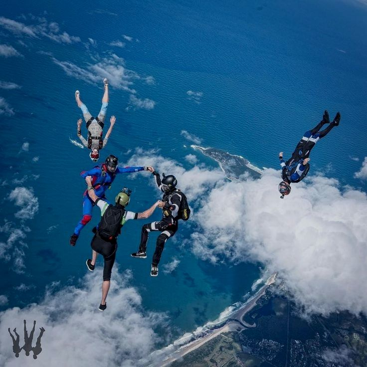 Pin By Mary J Burt On Skydiving Skydiving Air Sport Whitewater Kayaking