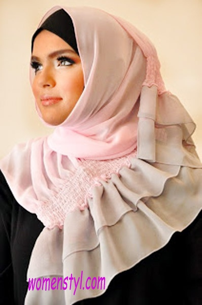 Hijab-Style-for-Muslim-Women