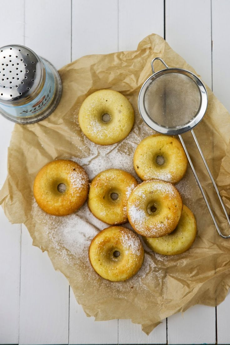Mini donuts al horno | Mini baked donuts - Tengo un horno ...