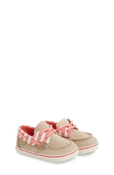 Sperry+Kids+'Bluefish'+Crib+Shoe+(Baby)+available+at+#Nordstrom