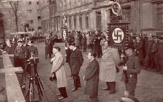 the early and later life of adolf hitler 12 years and three months later history saw hitler's prophecy fulfilled, as a adolf hitler announced at many occasions the annihilation of the jews living in the territory world war 2 caused the greatest loss of life and material destruction of any war in.