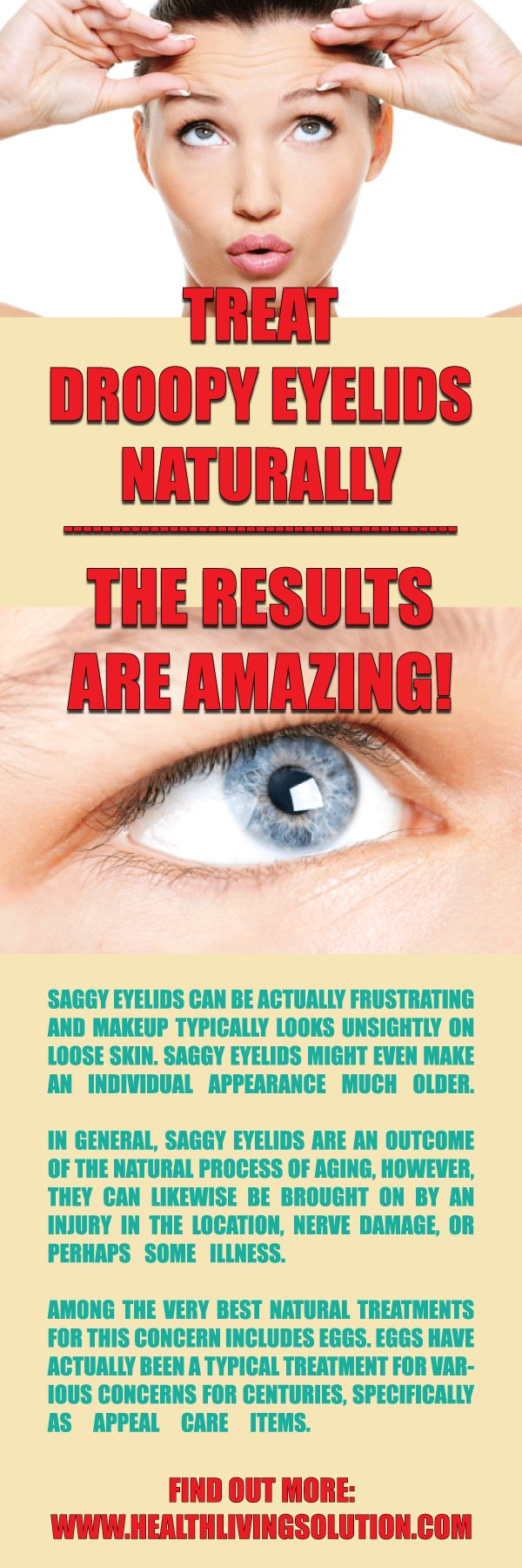 Saggy eyelids can be actually frustrating and makeup typically looks unsightly on loose skin. Saggy eyelids might even make an individual appearance much older. In general, saggy eyelids are an outcome of the natural process of aging, however, they can likewise be brought on by an injury in the location, nerve damage, or perhaps some …