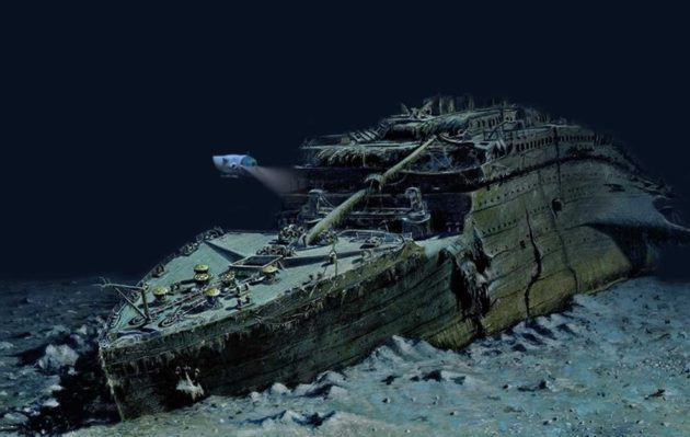 OceanGate reveals plan to send scientists to Titanic shipwreck in 2018