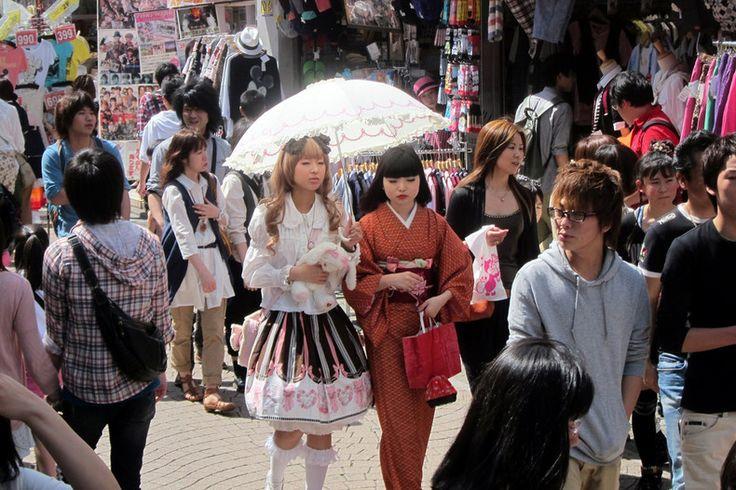 Harajuku Takeshita Street Guide - Japan Talk