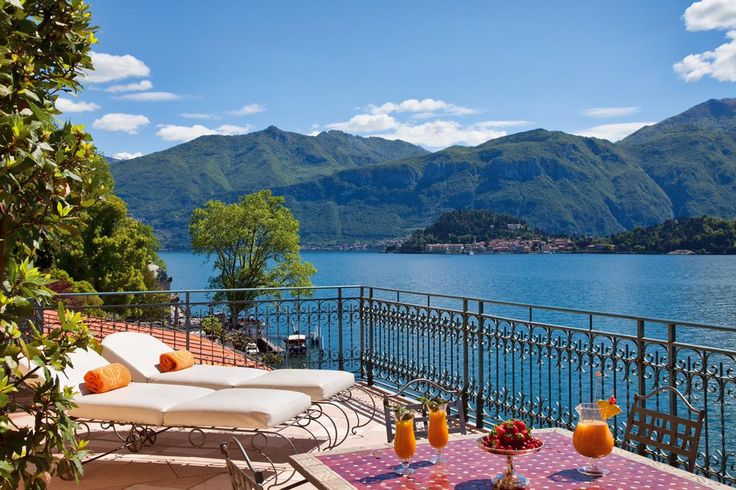 Can't wait to check into one of Greta Garbo's favorite Italian hotels, @GHTlakecomo http://www.grandhoteltremezzo.com