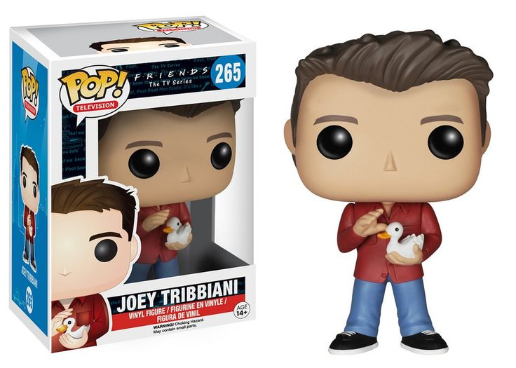 Pop! TV: Friends - Joey Tribbiani