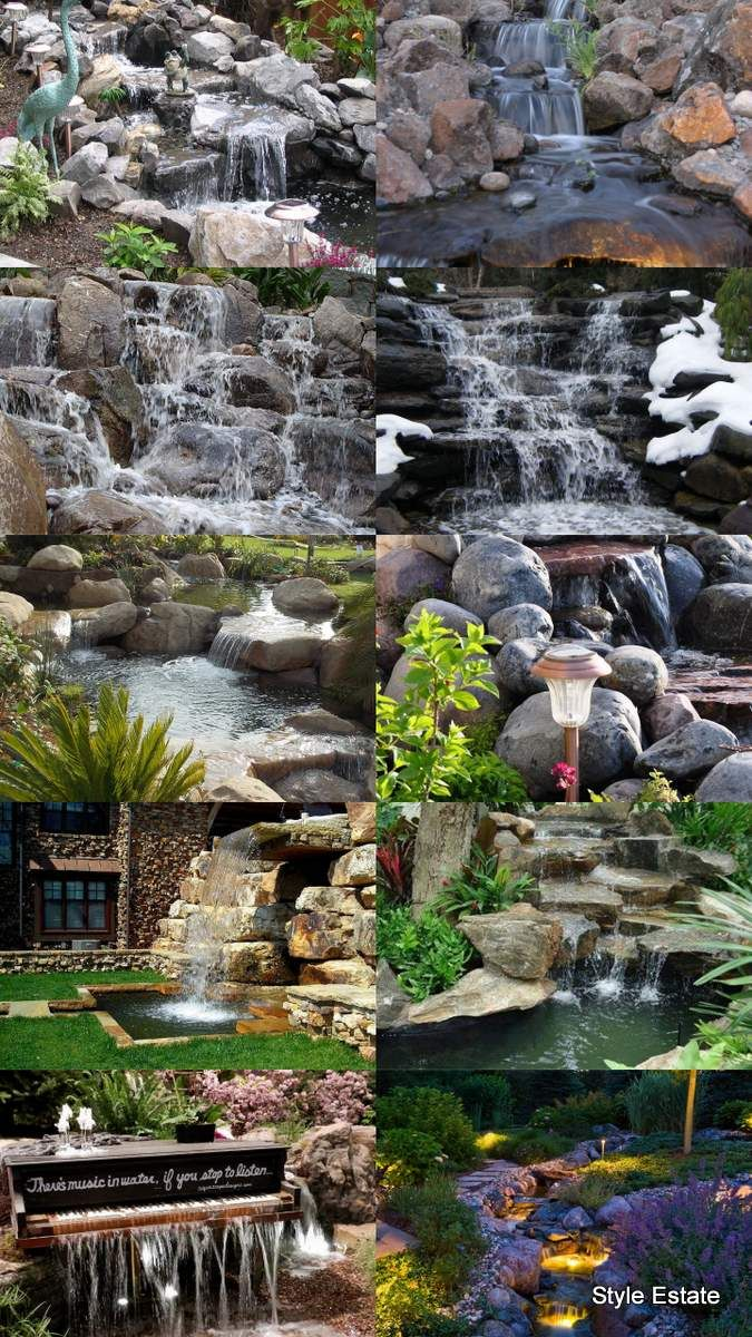 16 best water works ponds u0026 water in motion images on pinterest
