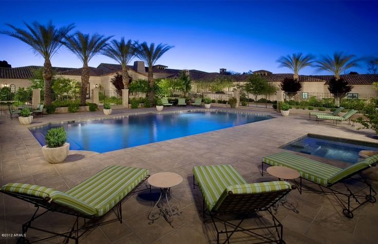 This $15,000,000 home is placed in Paradise Valley, Arizona, and spans 16,153 sq. ft. From the front door the guests will have the impression of being received in an extreme luxury residence.    The single-level house has 8 bedrooms and 11 baths that follow the design concept of the social areas.