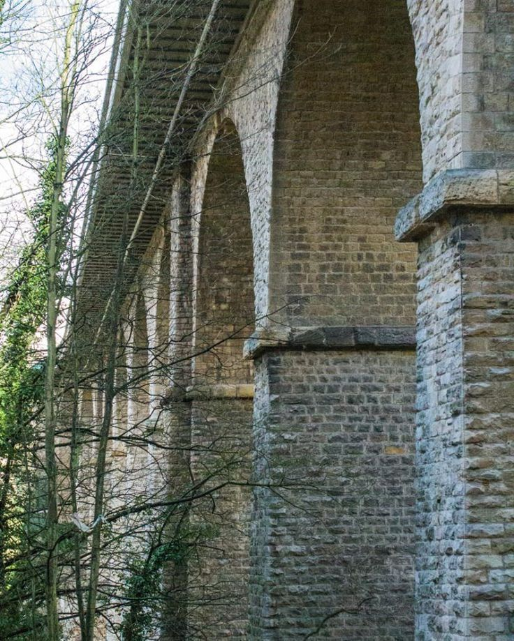 The #bridges in #Luxembourg could literally be from a #HarryPotter set - what other reasons do you need to visit?