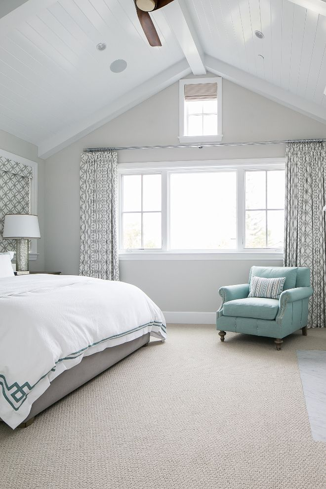 California Cape Cod Home DesignPaint color is Stonington Gray by Benjamin Moore.