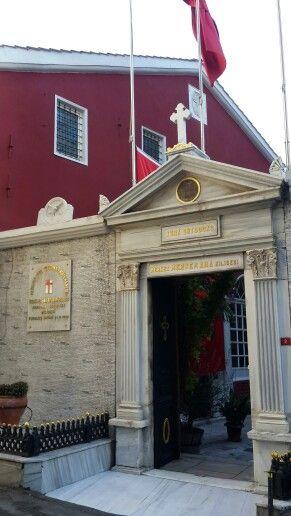 Türk Ortodoks Merkez Meryem Ana Kilisesi, Tophane Beyoğlu