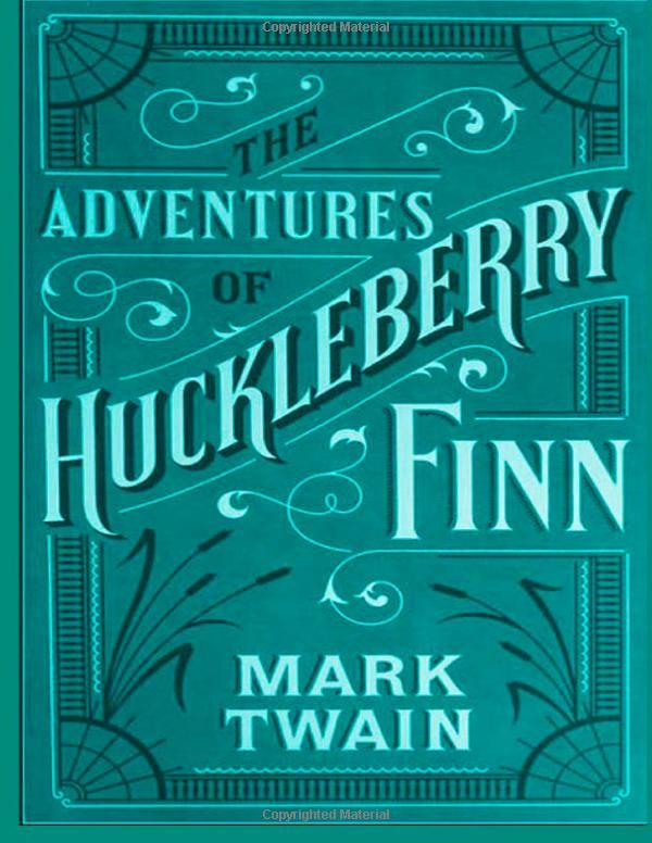 Adventures of Huckleberry Finn: Mark Twain: 9781493794836: Amazon.com: Books