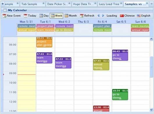 The 25+ best Angularjs calendar ideas on Pinterest Javascript - sample annual calendar