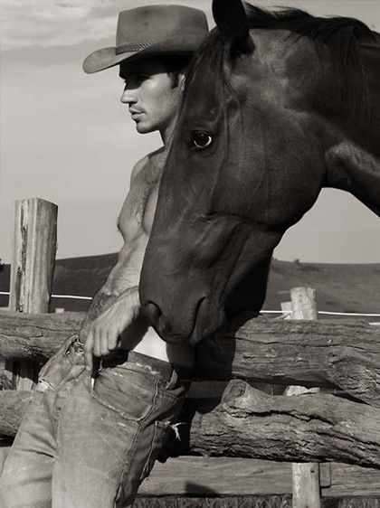 Save a Cowboy, ride a Horse