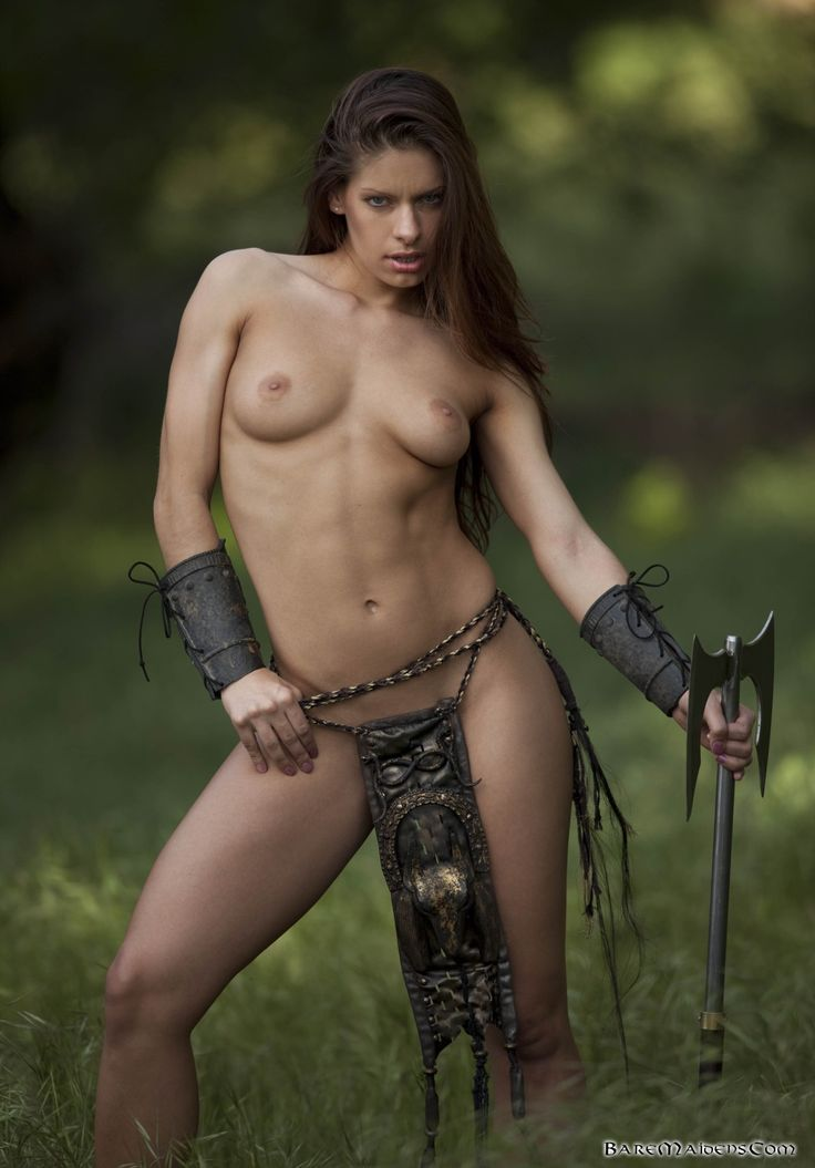Warrior Babes Nude Galleries 42