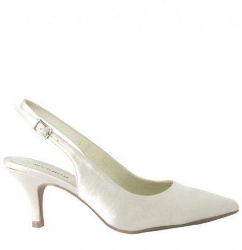 Svadobné topánky Menbur Dora1