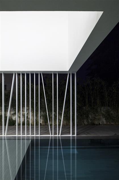 The White Gallery House Pitsou Kedem Architect
