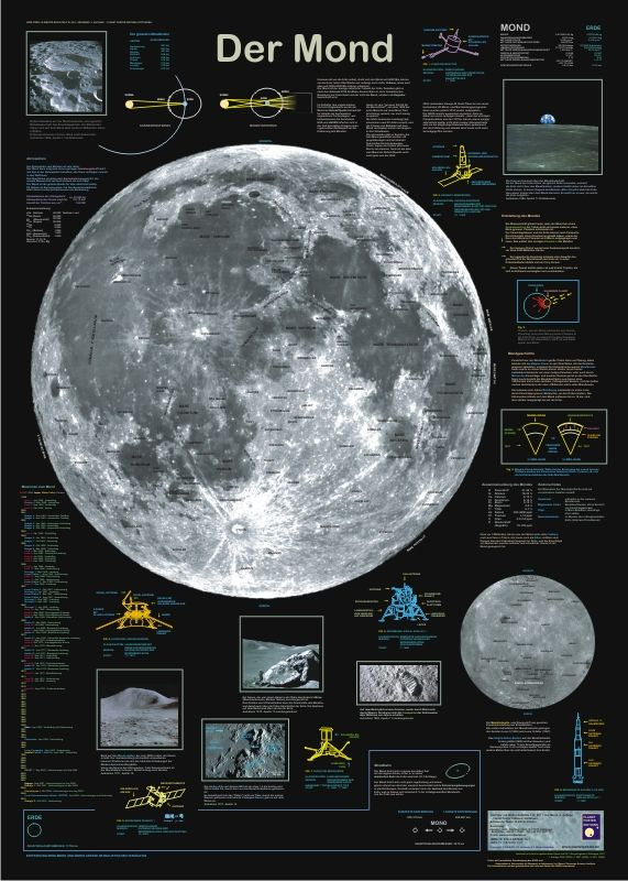 The Moon                                                                                                                                                                                 Mehr