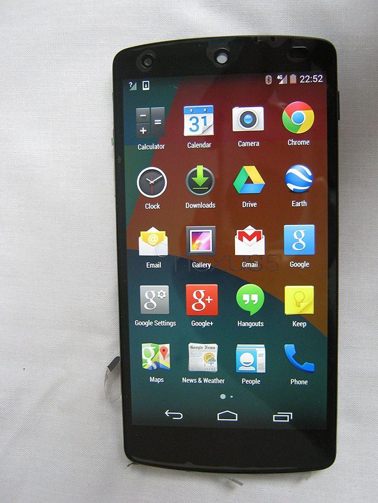"Shop for best price ""Google Nexus 5 Unlocked GSM Phone, 32Gb (White) D821 - No 4G in USA - 'International Version No Warranty'"" - Today New Technology | Price : $239.99"