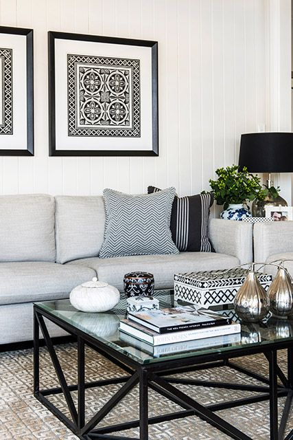 COFFEE TABLE: Highgate House  Brisbane based interior designers and  decorators