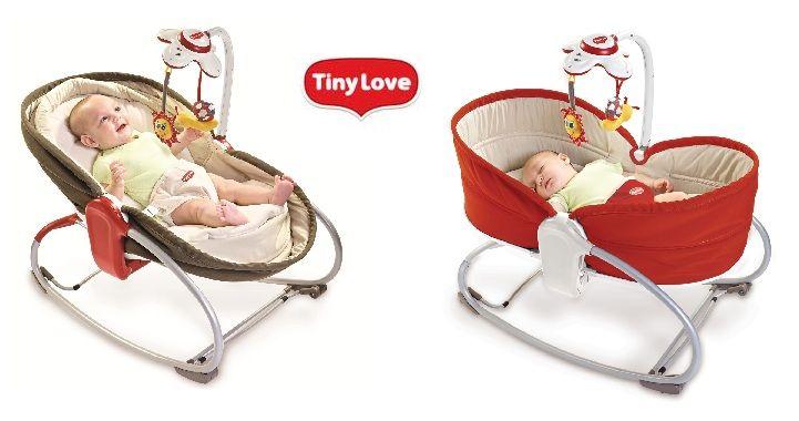 An Infants Dream: Tiny Love 3-in-1 Rocker Napper