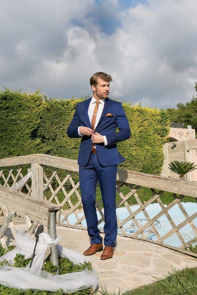 3657687b8f18 Ανακαλύψτε τη νέα Collection 2019 για γαμπριάτικο κοστούμι