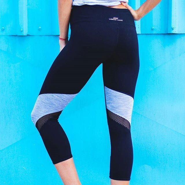 Our Stay Strong 7/8 Tights will make you want to strike a pose… Work it during your workout with activewear that can take you anywhere! Get yours via link in bio now! #thisisactiveliving #lornajane #activeliving #movenourishbelieve @melissaambrosini