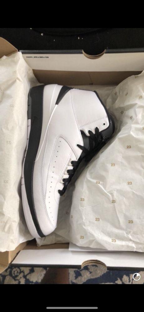 size 40 d5254 5b406 Air Jordan 2 Retro