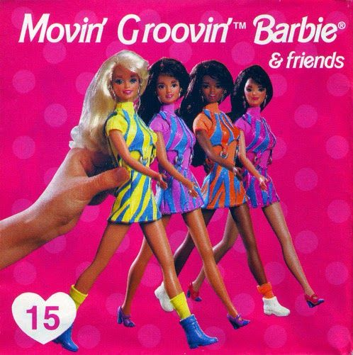 Barbie Movin' Groovin'   Pop Culture.