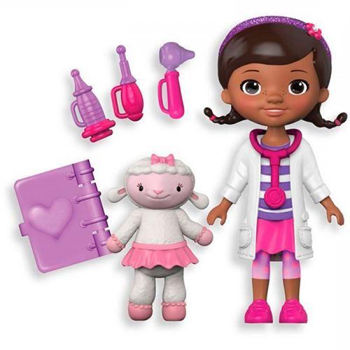 Disney Disney, Игровой набор Доктор Плюшева (Дотти и Лэмми)