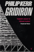http://en.wikipedia.org/wiki/Gridiron_(novel)  The author received the Bad Sex in Fiction Award 1995 for this book.
