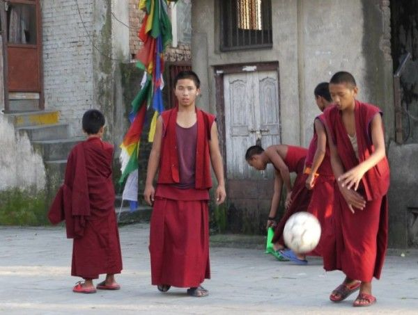 Buddhism is 2nd biggest religion in Nepal