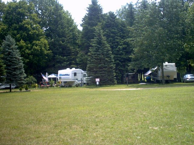 Apple Creek Campground Grass Lake Michigan Michigan Campgrounds Campground Rv Parks