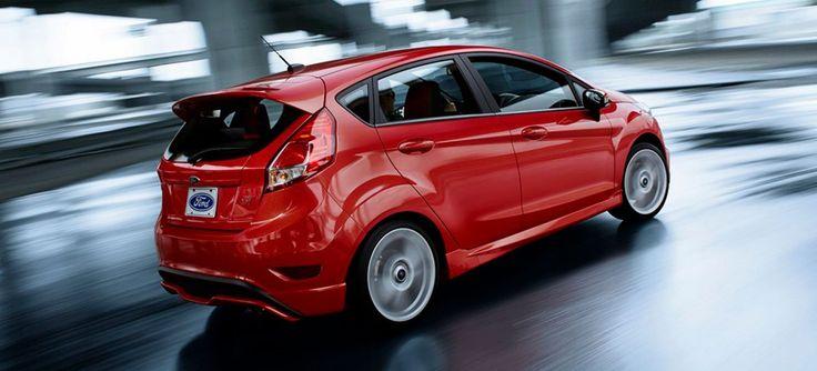 Ford Fiesta RS: ¿tracción total y 250 caballos?
