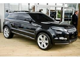 Range Rover Evoque Australian release Nov 11 - think this may be the one!