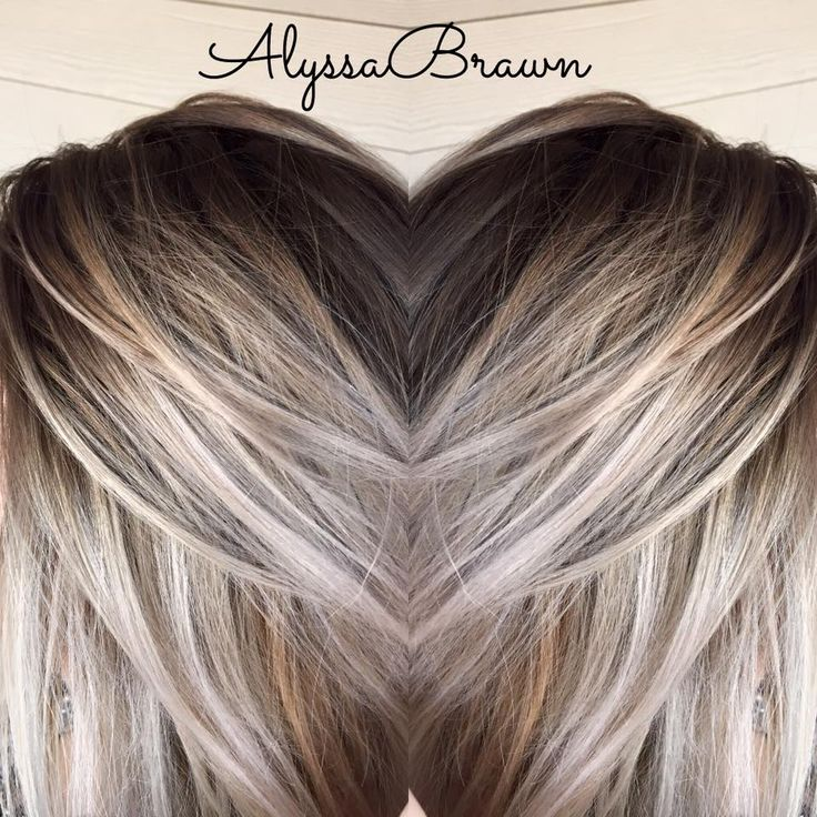 dark root, ice queen, shoulder length, dark to light, ombre, balayage, baly, hand painting, icy, #cuttingloosect 2016