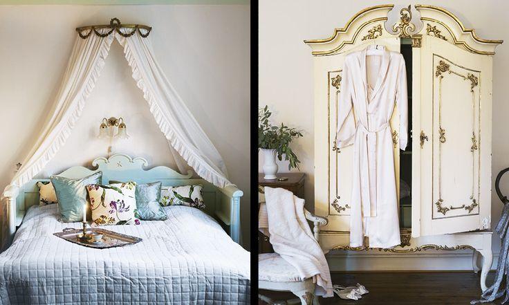 Bildresultat för hur bygga egen gustaviansk säng canopy