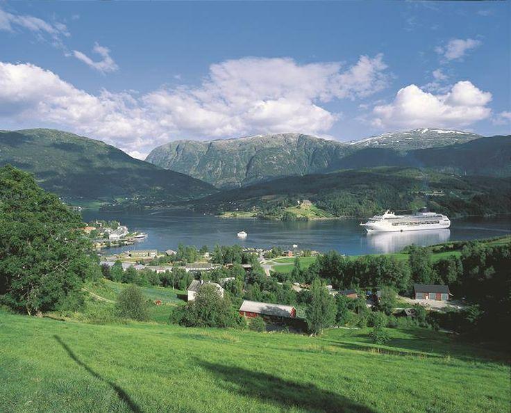 Norwegian Fjords Cruise August 2013