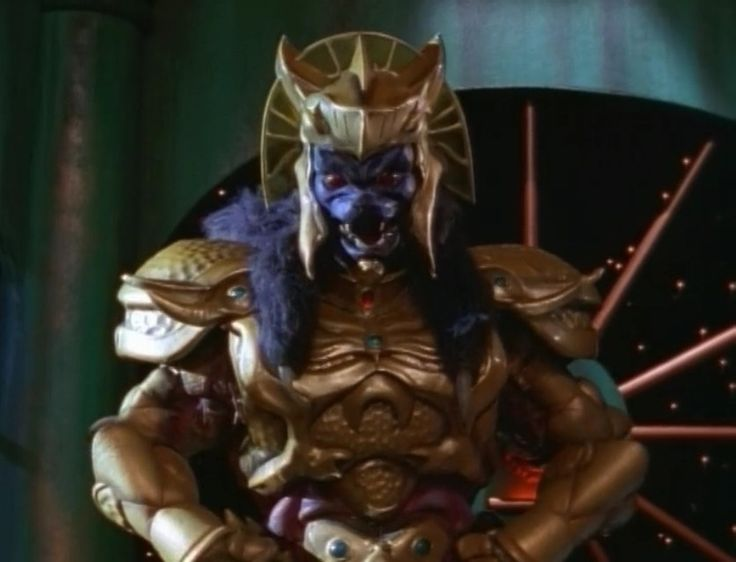 mighty morphin power rangers season 1 goldar | Goldar (MMPR S01) - Morphin' Legacy