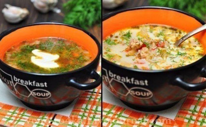 Суп «Чехословацкий»: Невероятно сытное первое блюдо, с ним можно и отказаться от второго