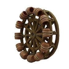 Resultado de imagen para ruedas de agua+belenes