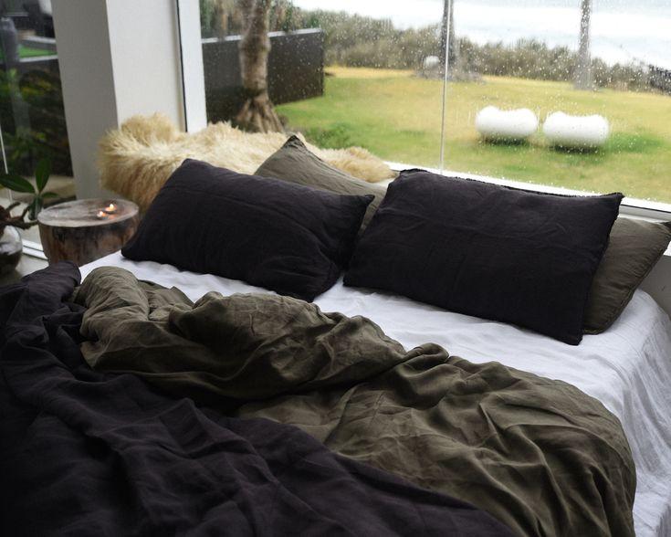 Hemp Bed Linen handmade in Byron Bay