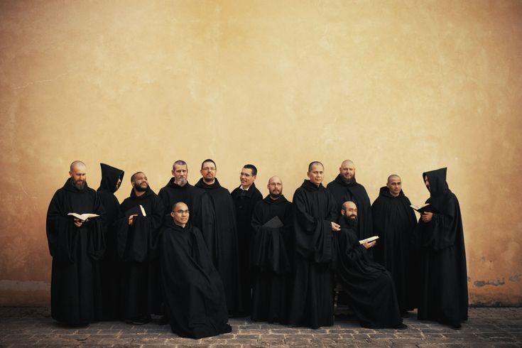 The monks of Norcia