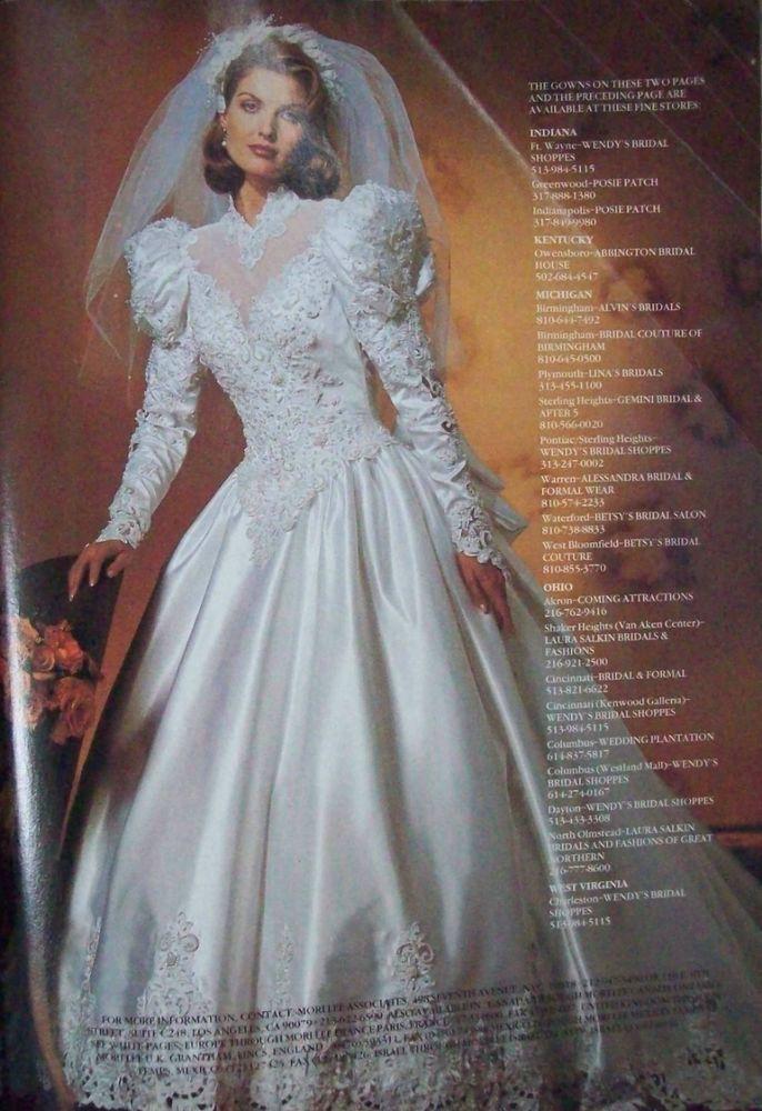 24 best bridal | vintage Mori Lee images on Pinterest | Short ...