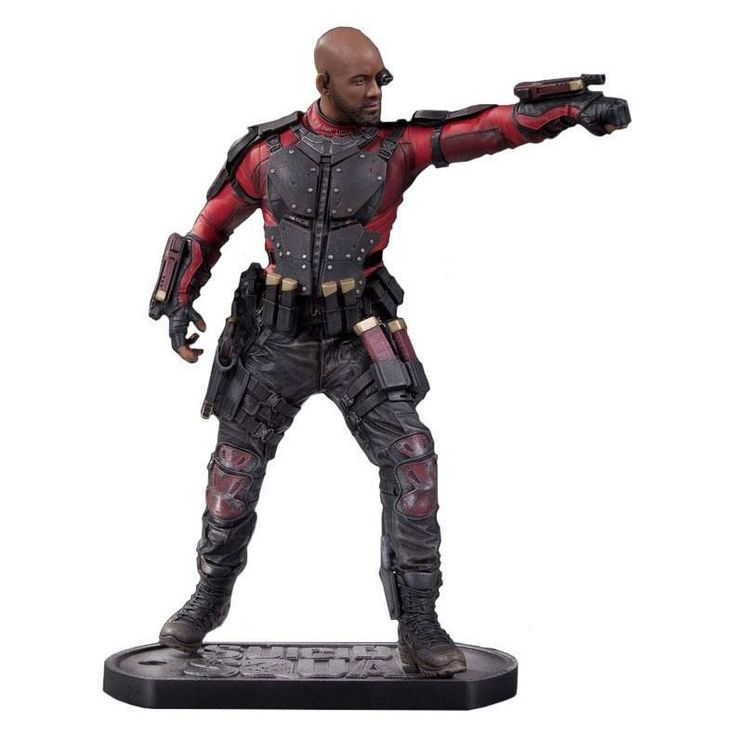 Deadshot Statue by DC Collectibles - DC Comics - Suicide Squad
