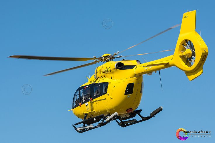 OPERATOR: Inaer Aviation Italia Spa REG: I-ANKO HELICOPTER: Airbus Helicopters H145 / EC145T2 C/N: 20113