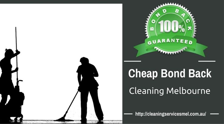 Find bond back cleaning service at affordable cost.