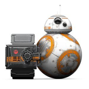 sphero special edition bb-8 droid. Buy at http://amzn.to/2dXClAk