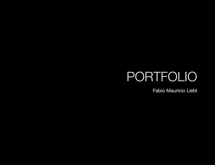 This page belongs to the Portfolio of Fabio Liebl, a Brazilian Designer - VDL2015.