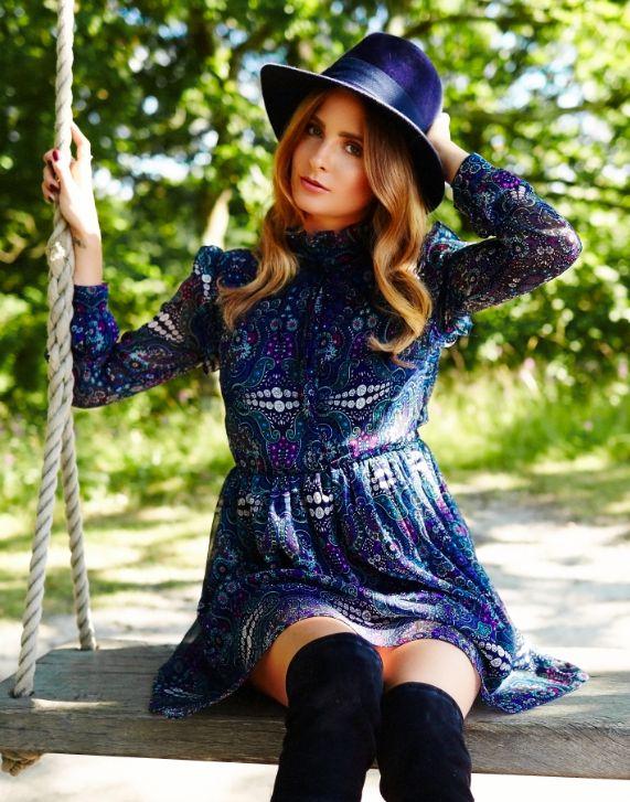 Millie Mackintosh Clothing Collection Autumn/Winter Lookbook